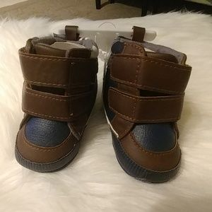 NWT Boy Baby Shoes